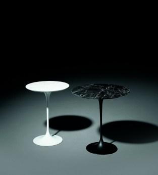 Design Luminy table-tulipe-saarinen4_21459923558_o Chaise Tulipe 1956 – Eero Saarinen (1910-1961) Histoire du design Icônes Références  Tulipe Knoll Eero Saarinen
