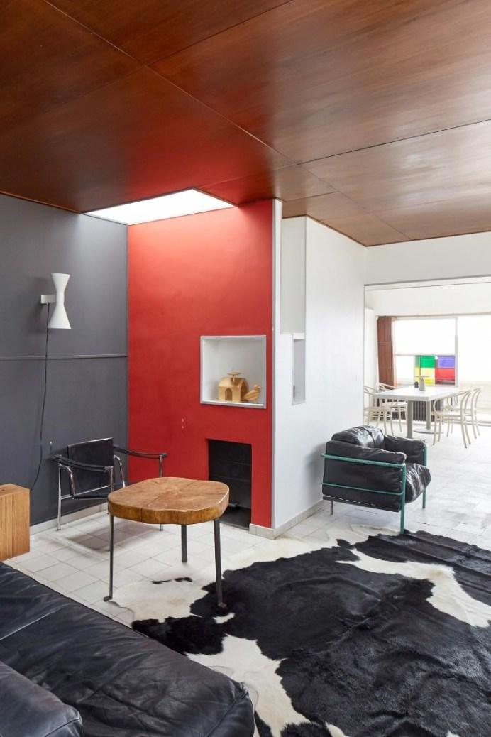 Design Luminy metalocus_le-corubiser_apart_est_06 Table basse tronc d'arbre – Le Corbusier –1937 Histoire du design Références  Le Corbusier