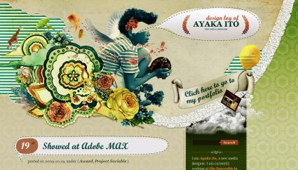 Design Log of Ayaka Ito