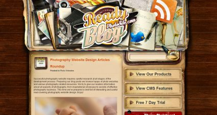 ReadyPhotoSite Blog