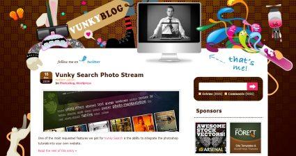 Vunky Blog