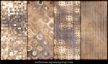 Grungy Natural  Beige Patterns 2