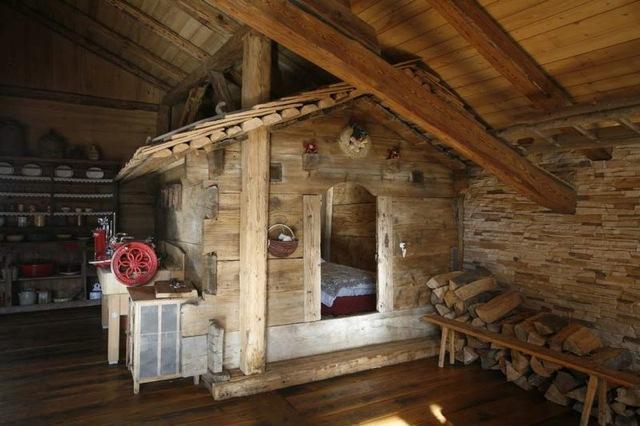 La Dcoration Chalet Entre Dans Votre Maison Dhiver