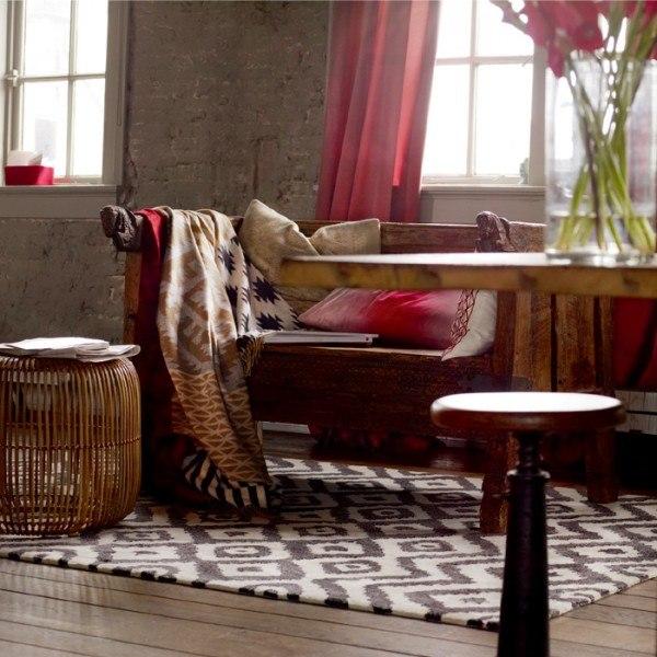 Canape Style Africain Maison Design