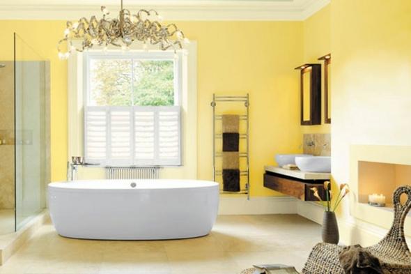Emejing Salle De Bain Jaune Pale Ideas - House Design ...