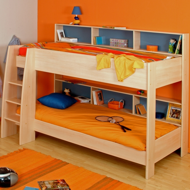 Funky childrens bunk beds. contemporary loft beds designed by ...
