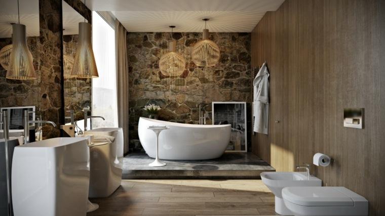 salle de bains design naturel 25