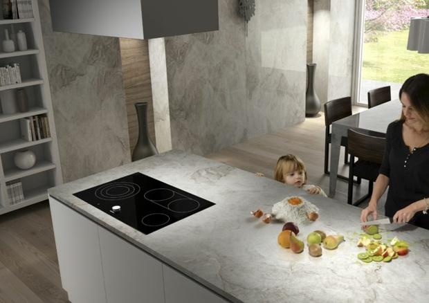 Le Design De Luxe Illustr En 8 Exemples De Surfaces En Pierre