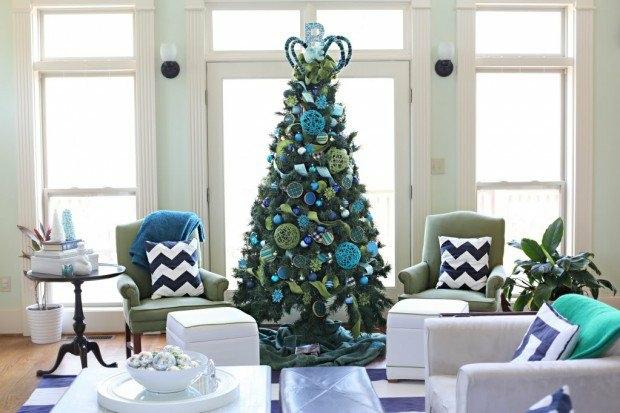 Decoration Sapin 17 Idees De Deco De Noel Festive