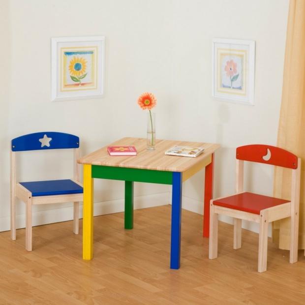 choisir table et chaises enfant