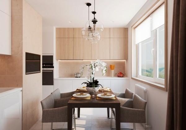 Appartements D'un Intérieur Design Moderne Et Chaleureux