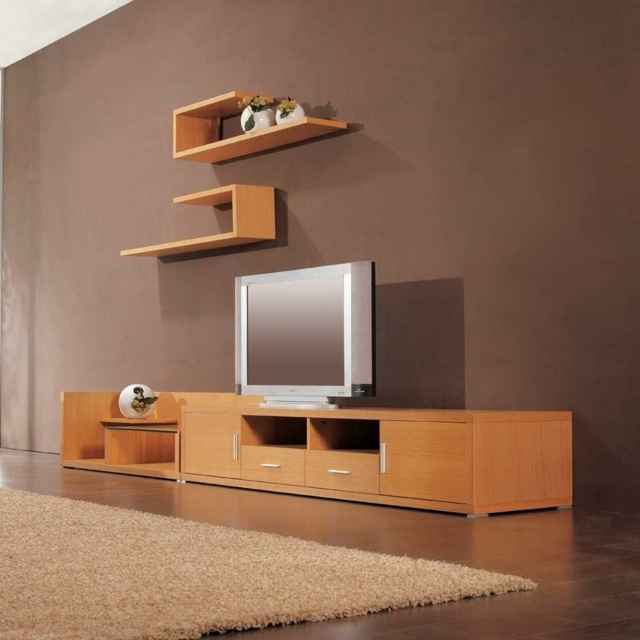 meuble tv design quelques exemples