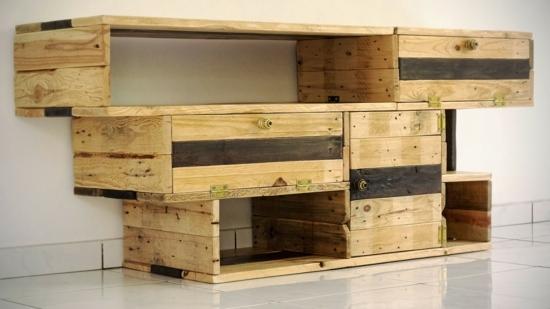 Meubles En Palettes Le Bois Recyclable Pour Votre Confort