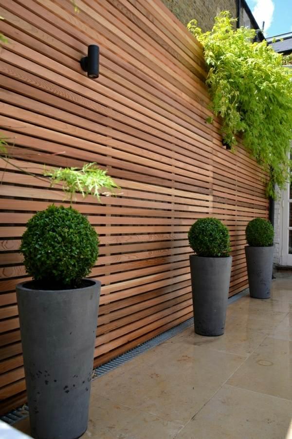 Wood Patio Walls Ideas. how to diy vertical wall garden planter ...