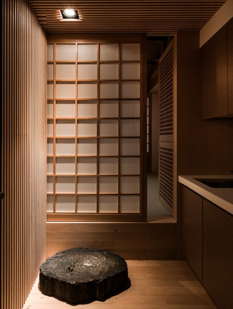 idees deco avec panneaux japonais 40 exemples elegants