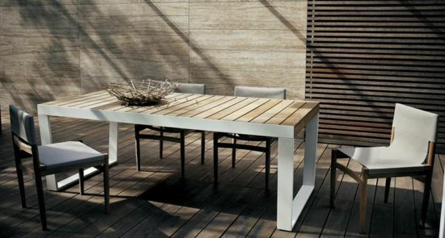Mobilier De Jardin Design En 45 Ides Modernes