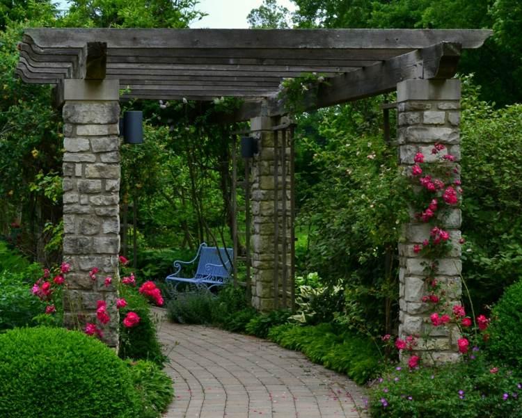 tonnelle de jardin parfaite pour votre