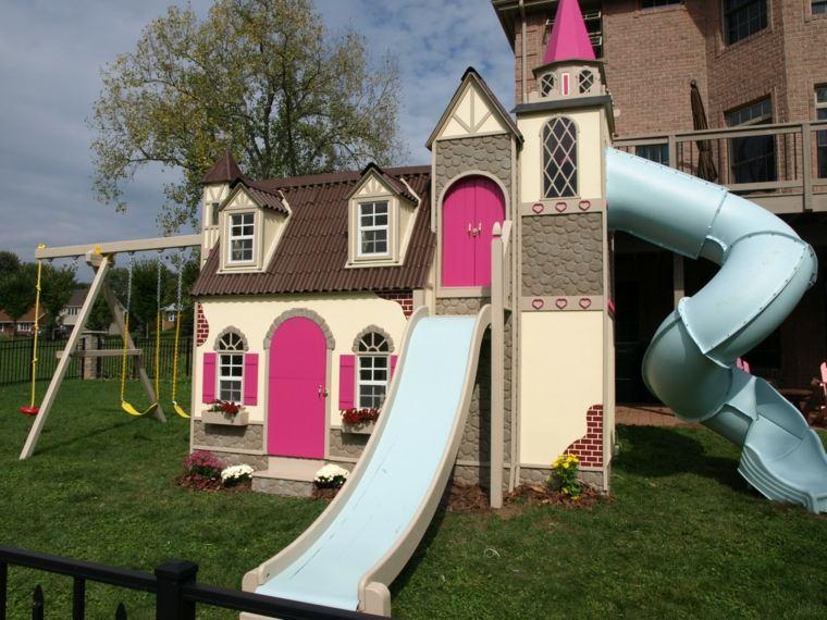 Cabane De Jardin Pour Enfant Jeux En Plein Air