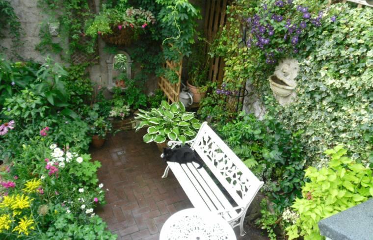 Petit Jardin Ides Pour Un Joli Petit Espace