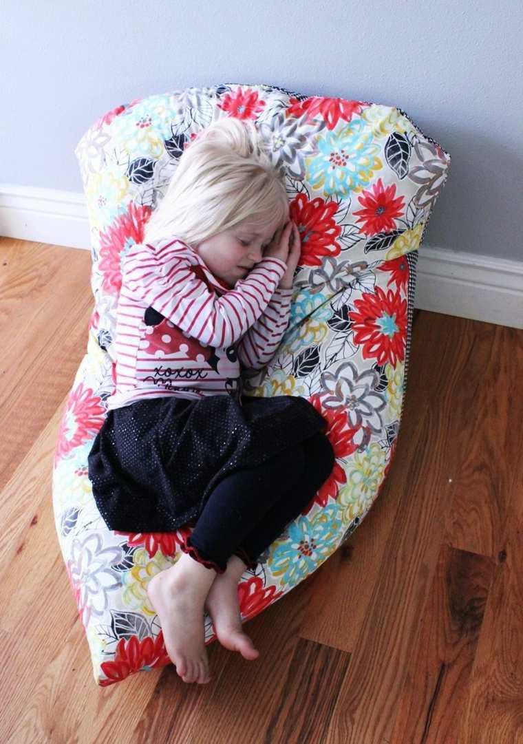 Pouf Enfant Fabriquer Un Pouf Poire Pour La Chambre Enfant