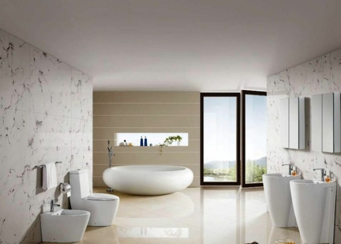 idee decoration toilette design » [HD Images] Wallpaper For ...