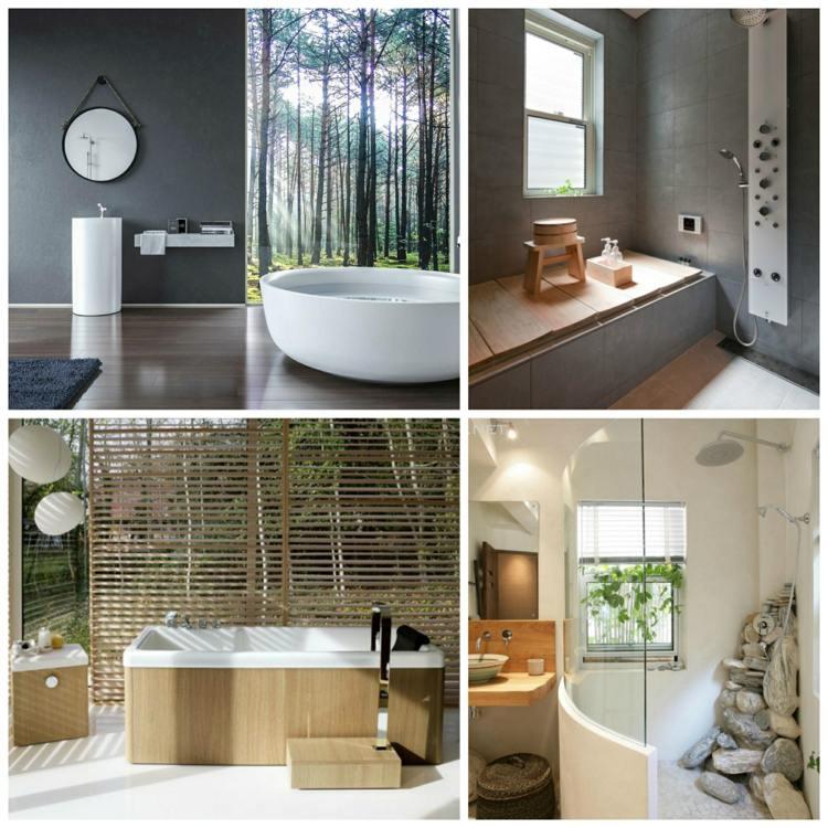 photo salle de bain zen idees