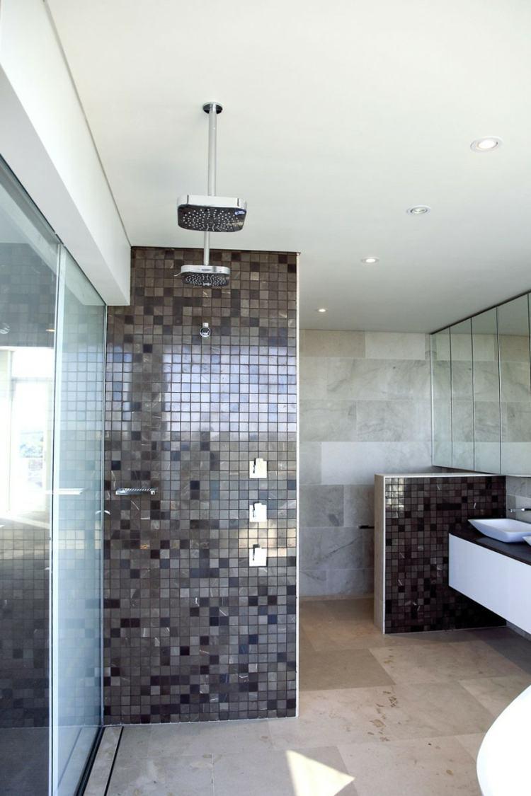 Mosaque Salle De Bain Pour Un Dcor Mural Exceptionnel