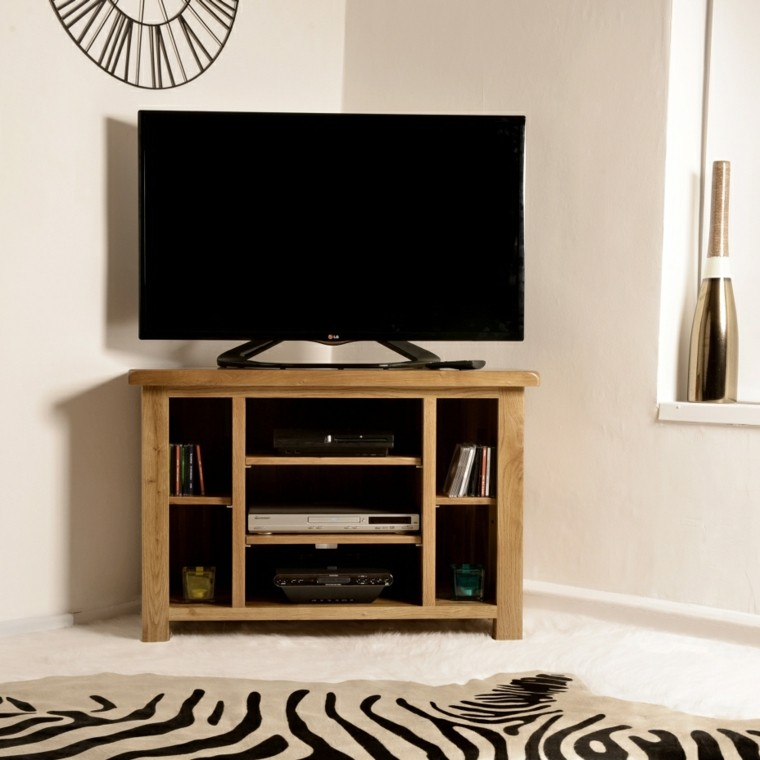meuble d angle tv idees d amenagement