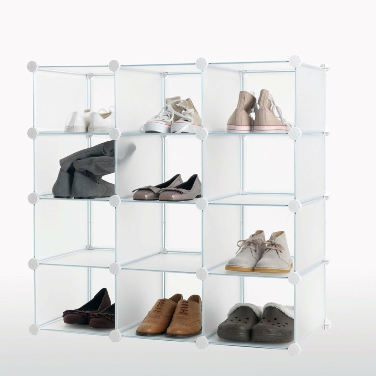 astuce rangement chaussures en 25 idees