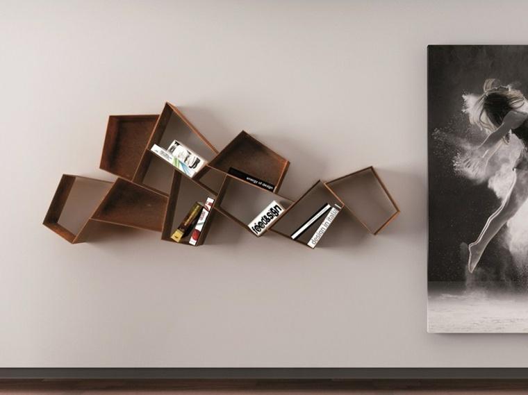 suspendue murale et design pour vos livres
