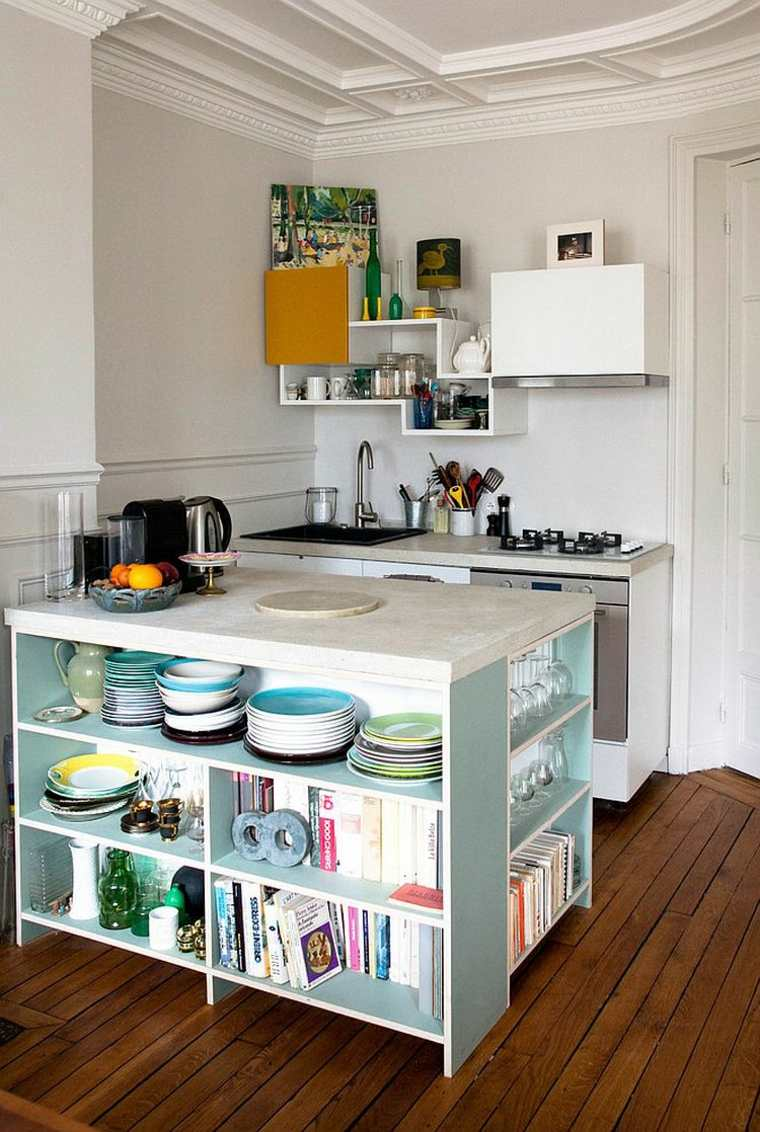 Cuisines Design Avec Lot Central En 51 Ides