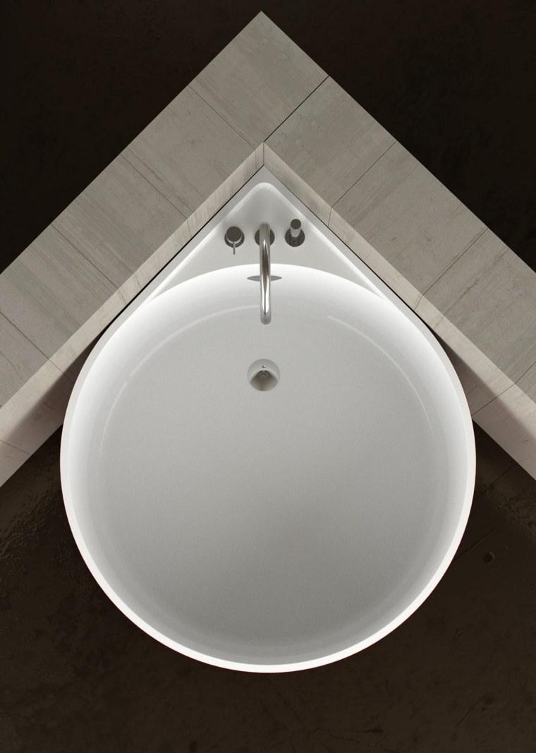 petite baignoire d angle et solutions