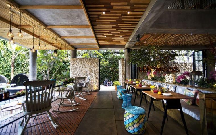 Dcoration Restaurant Lemongrass Par Einstein Amp Associates