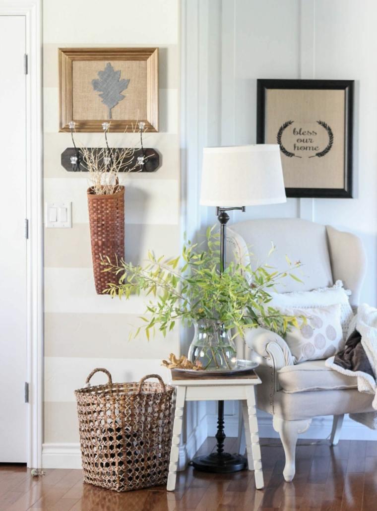 Dco Entre Appartement Et Maison De Style Campagne Chic