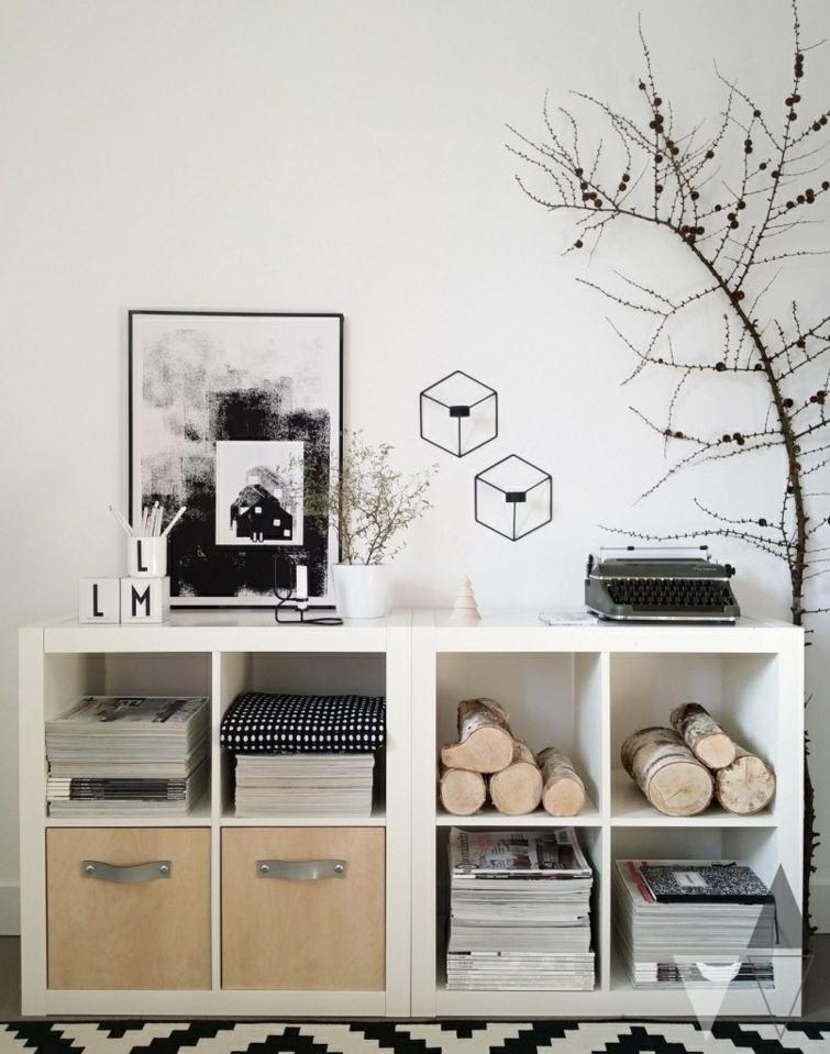 Etagere Ikea Kallax Differents Idees Comment L Utiliser