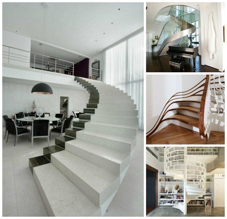 Escalier Design Pour Une Dco Dintrieur Moderne E En 75