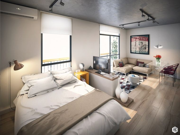 Furnishing Tiny Apartment