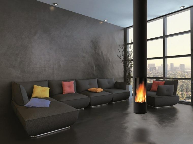 Chemine Moderne Design Efficacit Style
