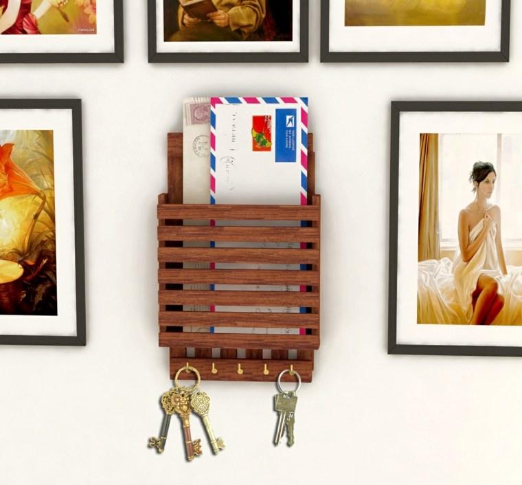 Porte Courrier Mural En 35 Idees Inspirantes