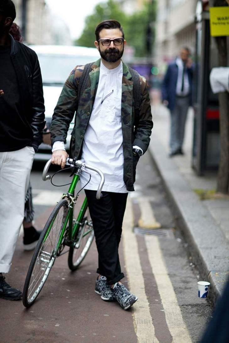 mode tendance homme idée veste moderne mode homme