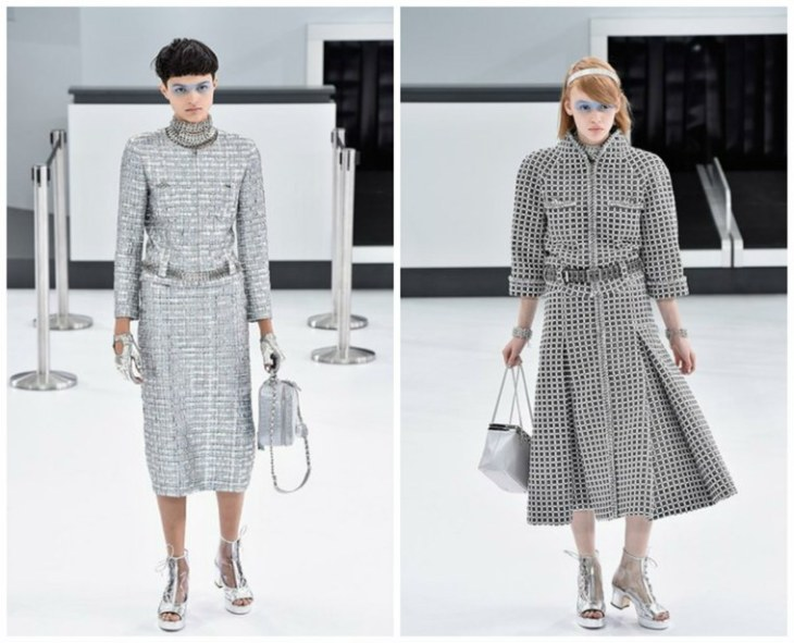 tendances mode Chanel idee