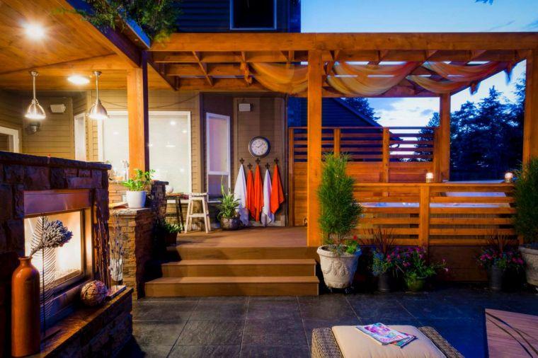 Comment Faire Une Terrasse En Bois Sur Un Petite Espace