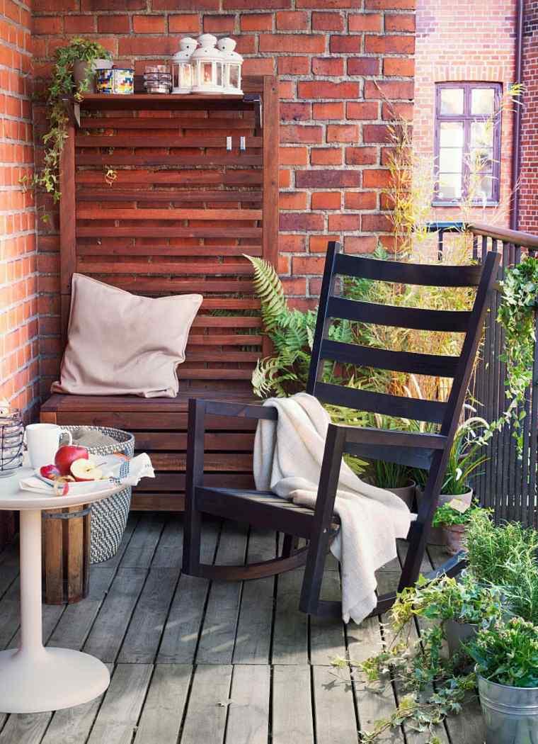 25 Astuces Damnagement Balcon Terrasse Petit Espace