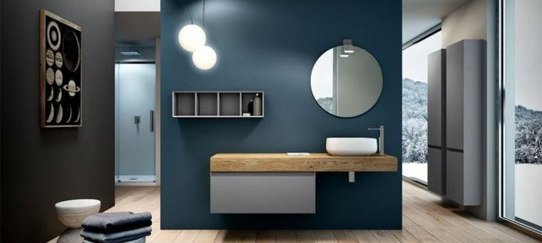 Plan De Travail Pour Salle De Bain De Design Italien