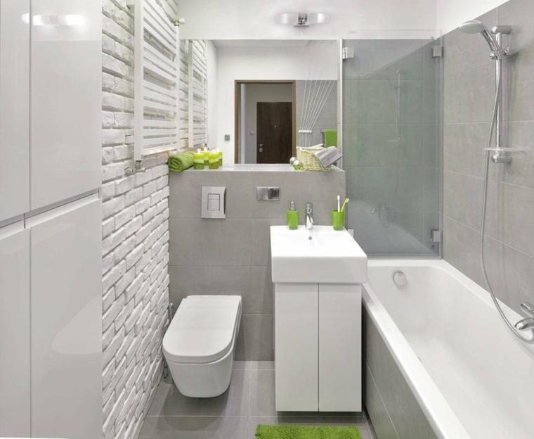 la petite salle de bain moderne idees