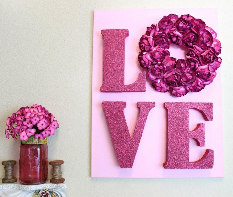 Tableau St Valentin Encore Une Ide Dco