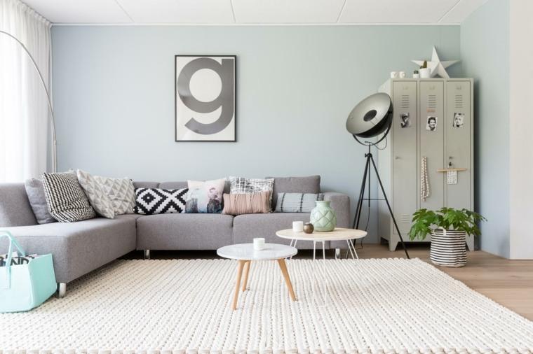 26 tapis originaux pour un interieur de