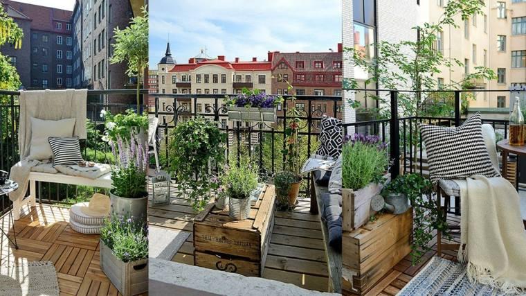 Dcorer Son Balcon Avec Des Pots Et Des Jardinires