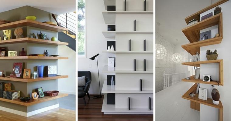 etageres angle pour optimiser l espace