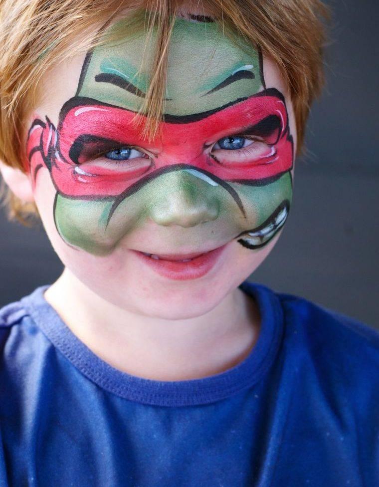 maquillage enfant facile 42